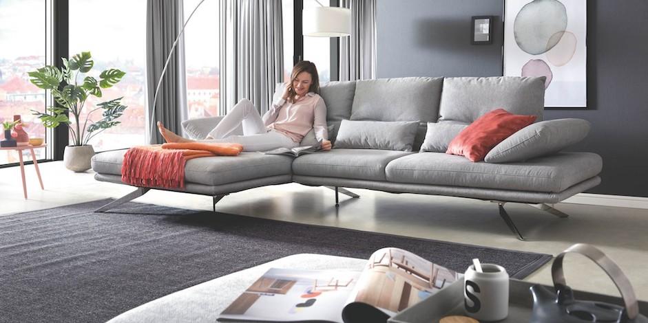 Schickes Sofa